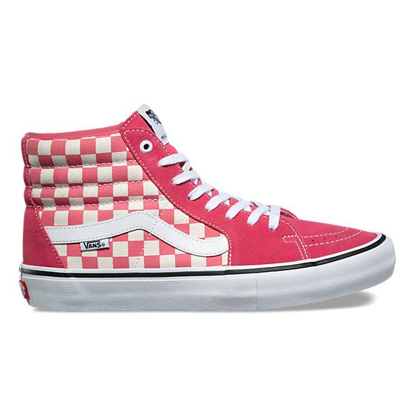 Checkerboard SK8 Hi Pro