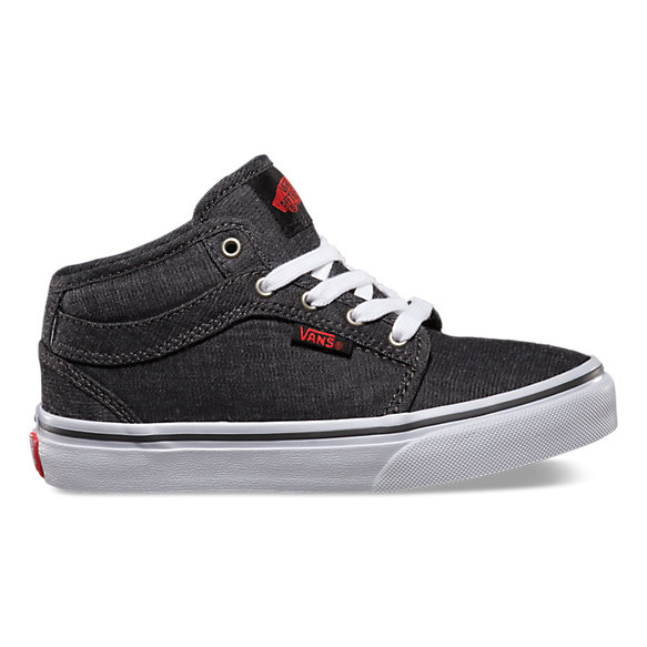 vans mid top shoes