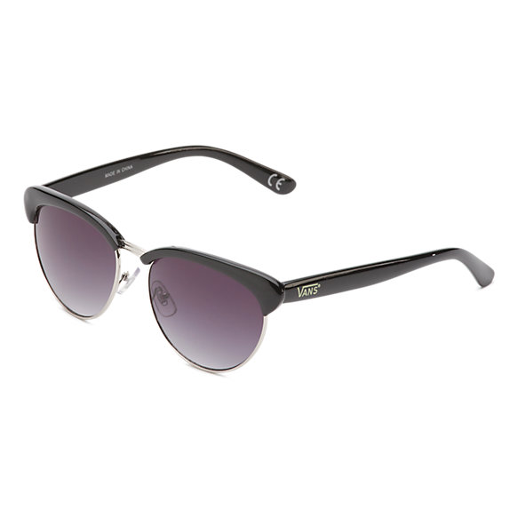 Semirimless Cat Sunglasses
