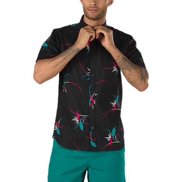 Shade Short Sleeve Buttondown Shirt