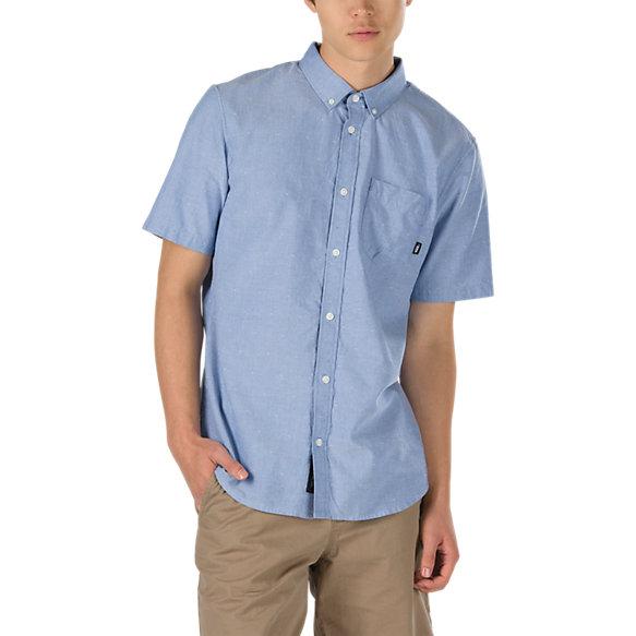 Gibbon Short Sleeve Buttondown Shirt