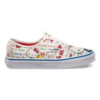 147140ee2 Hello Kitty Authentic | Vans CA Store
