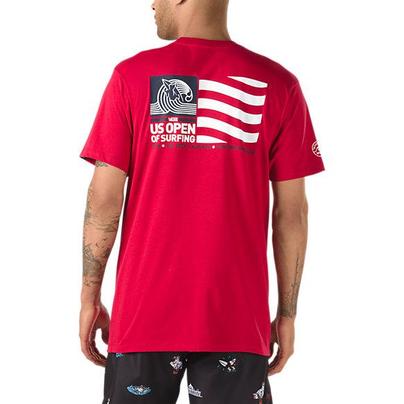 2018 VUSO Flag Short Sleeve T-Shirt | Shop Mens T-Shirts At Vans