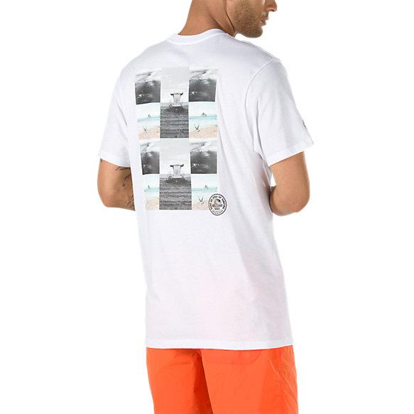 2018 VUSO Photo Check Short Sleeve T-Shirt | Shop Mens T-Shirts At Vans