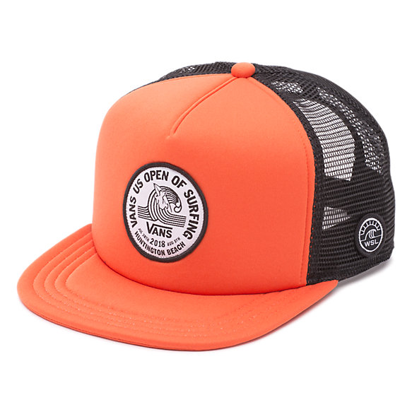 af9421e696 2018 VUSO Lock Up Trucker Hat