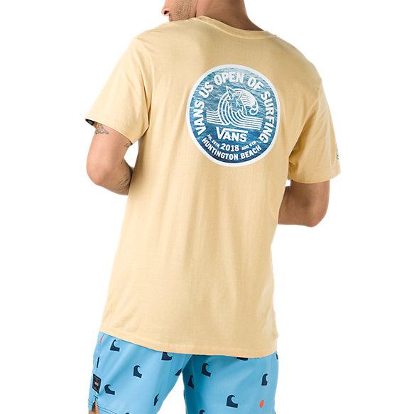 2018 VUSO Lock Up Fill Short Sleeve T-Shirt | Shop Mens T-Shirts At Vans
