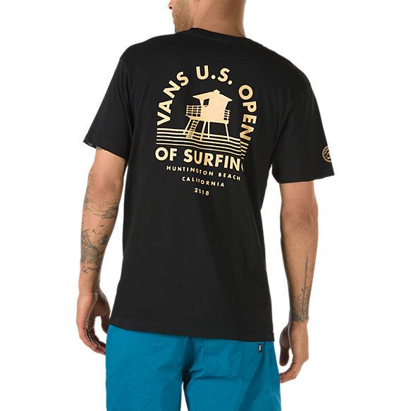 2018 VUSO Tower Short Sleeve T-Shirt | Shop Mens T-Shirts At Vans