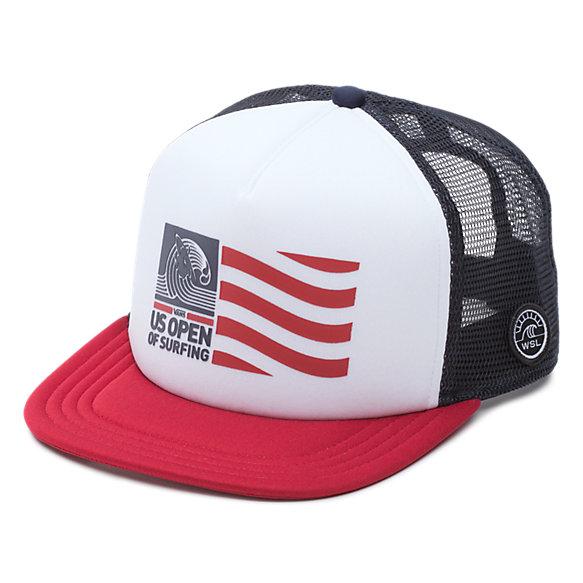 2018 VUSO Flag Trucker Hat  5a79449b477