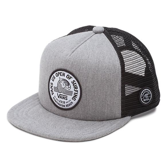 24bbc0a74b Boys 2018 VUSO Lock Up Trucker Hat