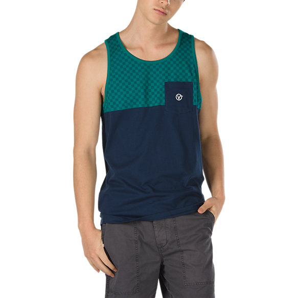 Hilby Colorblock Tank