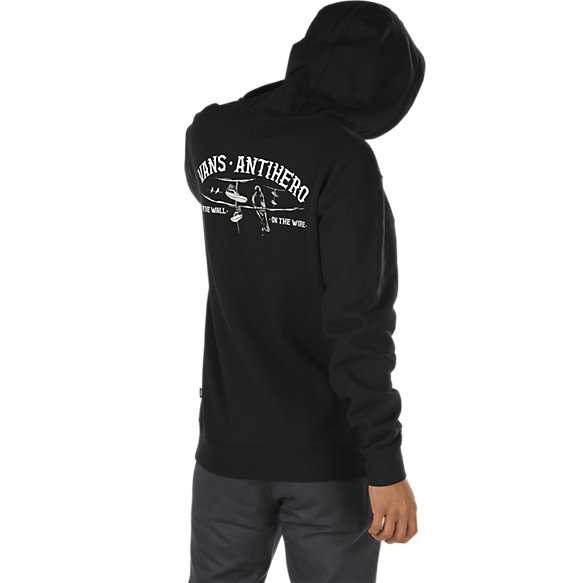 Vans x Anti Hero Wired Pullover Hoodie