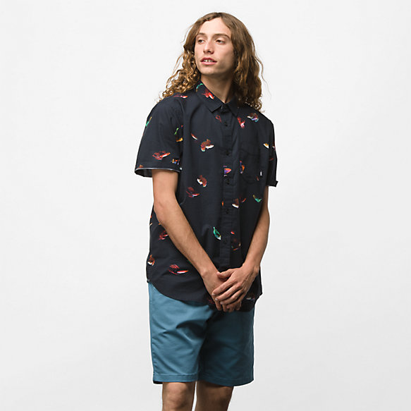 Mo Betta Camp Buttondown Shirt