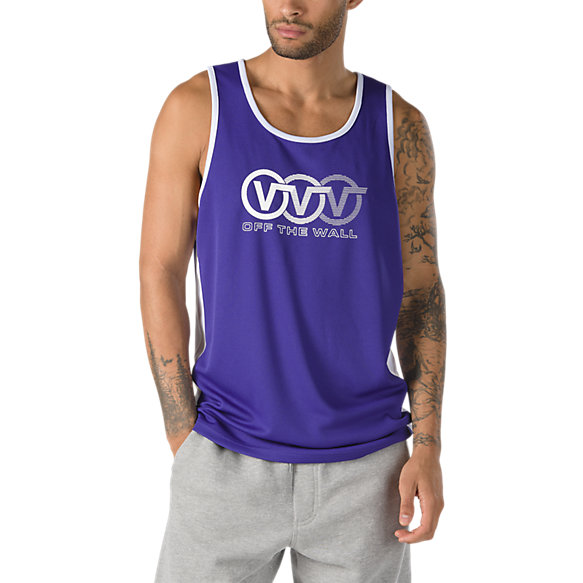 Triple Circle Athletic Tank