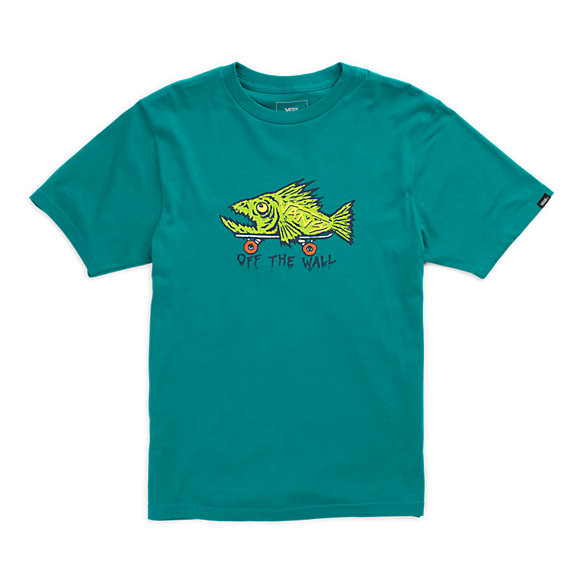 Boys Sculpin Skate T-Shirt