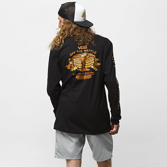 Off The Waffle Long Sleeve T-Shirt