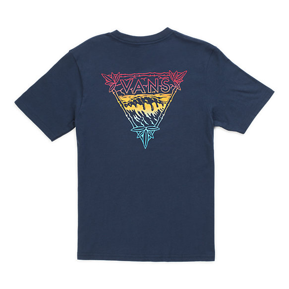 Boys Novelty Wave T-Shirt