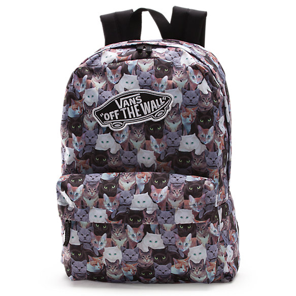 e580b916c899 Vans x ASPCA Realm Backpack