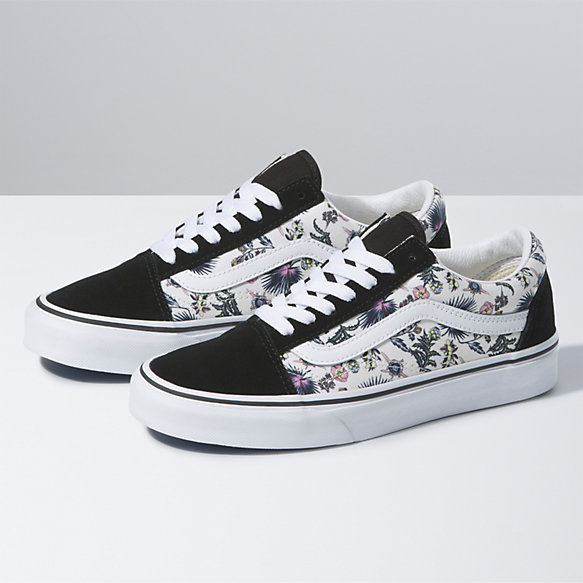 Paradise Floral Old Skool