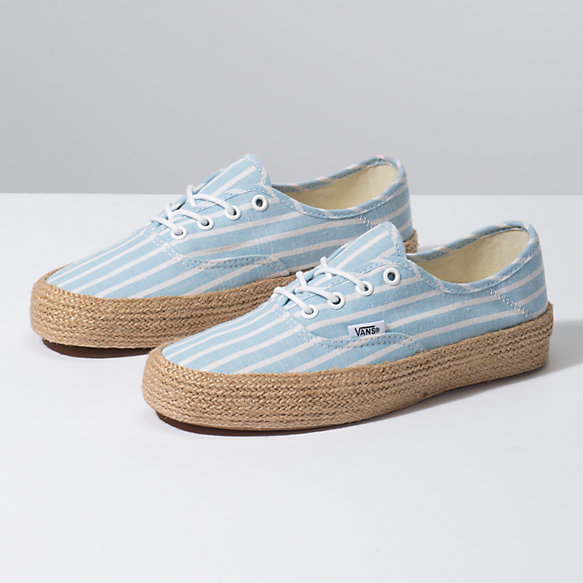 Striped Linen Authentic Esp | Shop At Vans