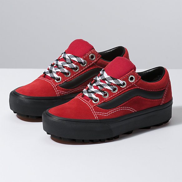 90s Retro Old Skool Lug Platform