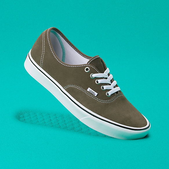 Suede ComfyCush Authentic