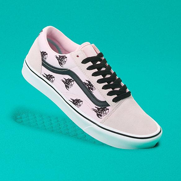 Sangriento Aburrir Desafío  Sixty Sixers ComfyCush Old Skool | Shop Shoes At Vans