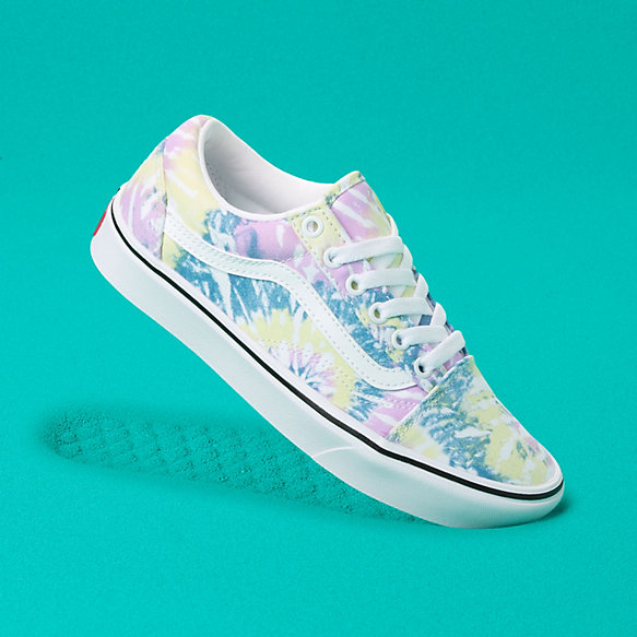 Tie-Dye ComfyCush Old Skool