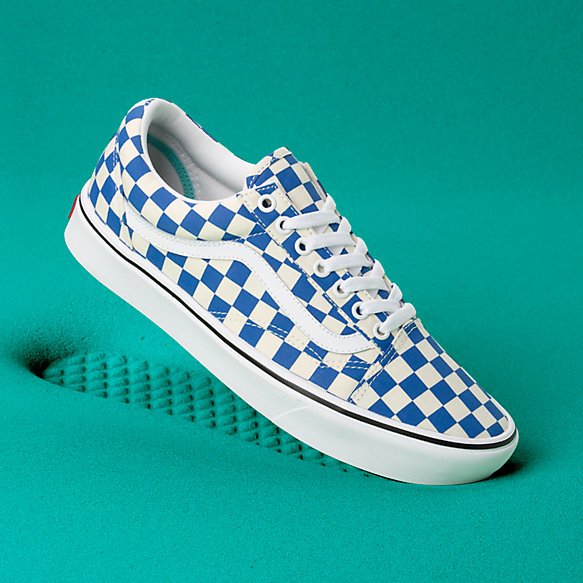 Checker ComfyCush Old Skool
