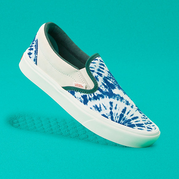 Tie-Dye Clash ComfyCush Slip-On