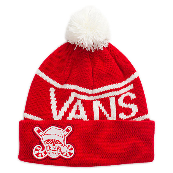 e244992d Holiday Pom Beanie | Shop Mens Beanies At Vans