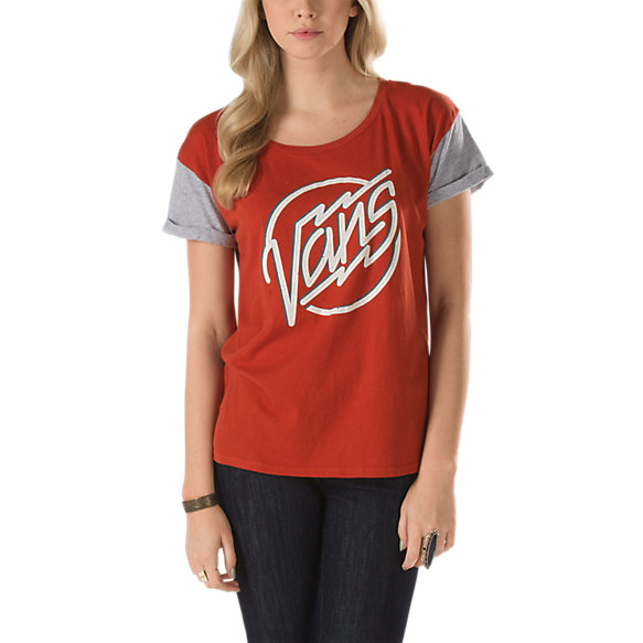 7b3bffbf5d Electrodeo Color-Blocked Tee