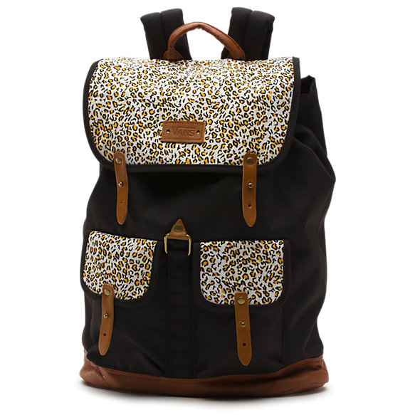 Leopard Gramercy Backpack