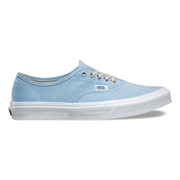 Chambray Authentic Slim | Shop Womens Shoes At Vans