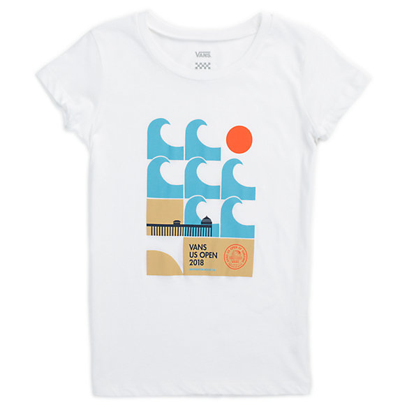 Girls 2018 VUSO Poster Basic Short Sleeve T-Shirt