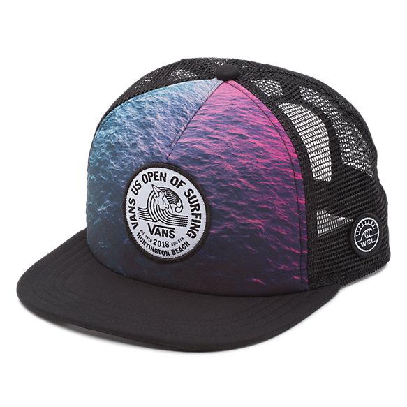 ddd8474002 2018 VUSO Lock Up Beach Girl Trucker Hat