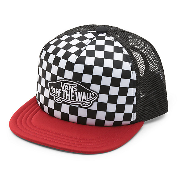 Boys Classic Patch Trucker Plus Hat