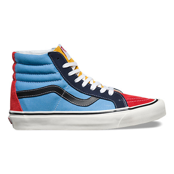 Camionnettes Sk8-hi 38 Reissue High-tops Et Baskets LOA9zT