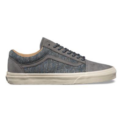 Vans OLD SKOOL REISSUE Classics tweed gray