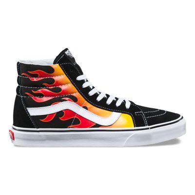 Vans SK8HI BLACK SUEDE CLASSIC HI TOP SKATER Retr Old Skool Sneaker UK 7