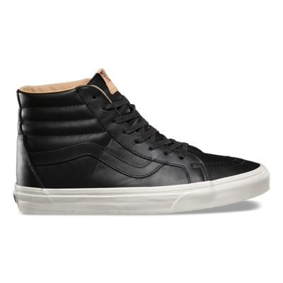 53fd984d0f Lux Leather SK8-Hi Reissue