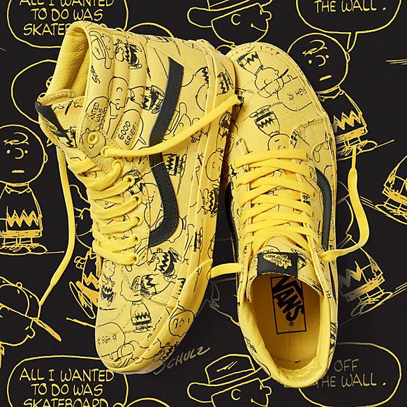Vans x Peanuts SK8-Hi Reissue