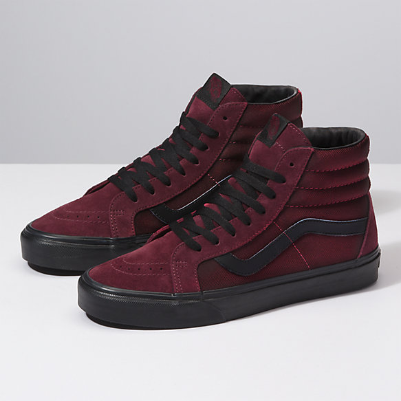 be9576f85c Metallic Twill Sk8-Hi Reissue