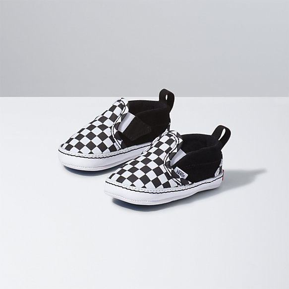 0d275dc99039e Infant Checker Slip-On V Crib | Shop Toddler Shoes At Vans