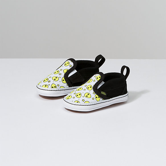 Infant Alien Stars Slip-On V Crib
