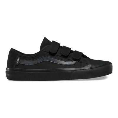 jual vans all black