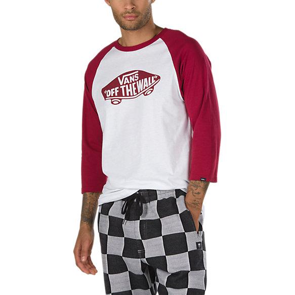 a56718f4b8f13 OTW Raglan | Shop Mens T-Shirts At Vans