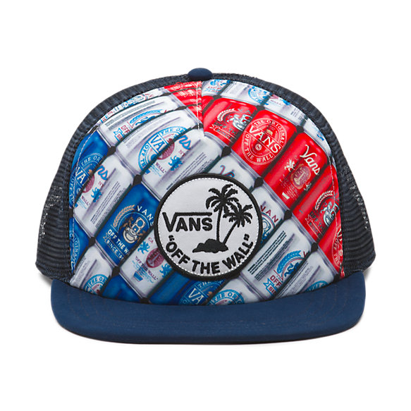 bd7855f112f6a4 Surf Patch Trucker Hat