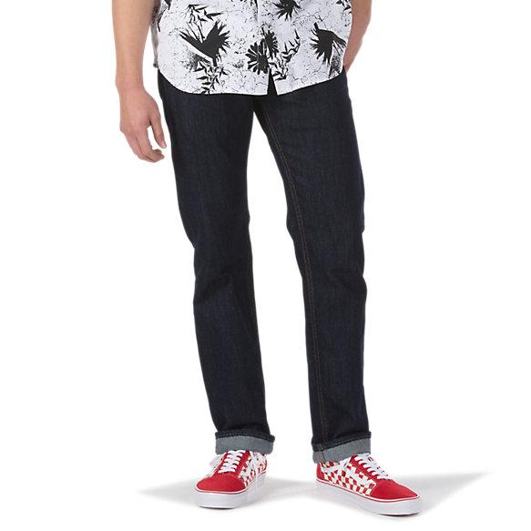 0e3e7cd8be7200 V16 Indigo Slim Jean