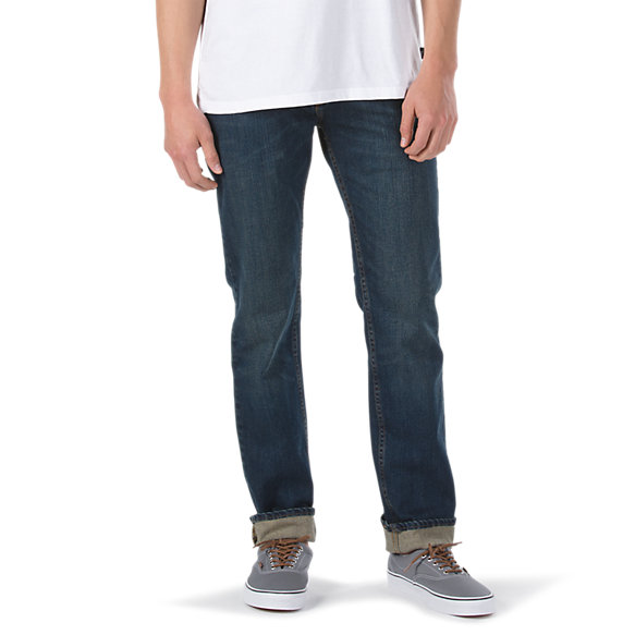 V16 2 Year Indigo Slim Jean   Shop Mens Jeans At Vans