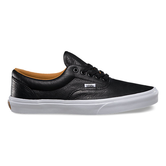 black and white wingtip vans shoes